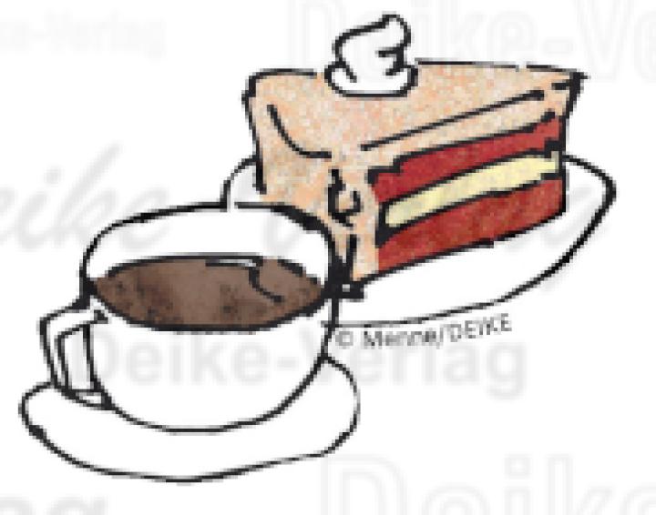 Grafik Kaffee Kuchen | Kuchen Berlin