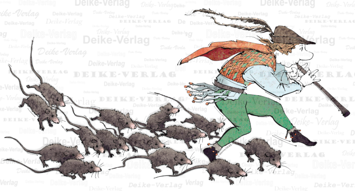 Préférence Rattenfänger von Hameln   Grafiken & Illustrationen   Produktart  PF65