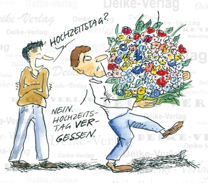 Hochzeitstag Vergessen