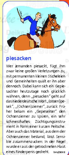 Pisacken