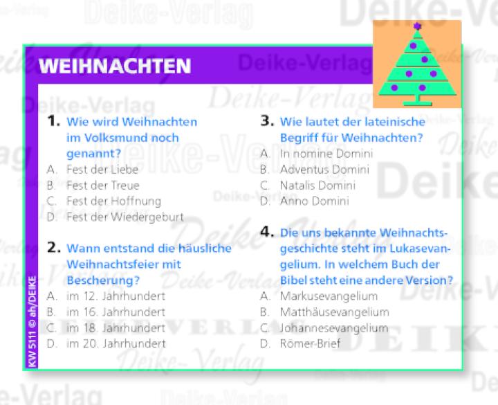 quizfragen weihnachten my blog