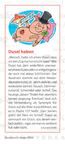 Dusel Haben